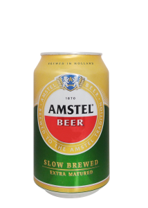Amstel Regular Can 33 CL X 24