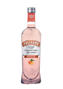 Poliakov Peach Vodka 70 Cl Promo