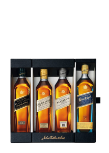 Johnnie Walker Collection 4 X 20 Cl PROMO