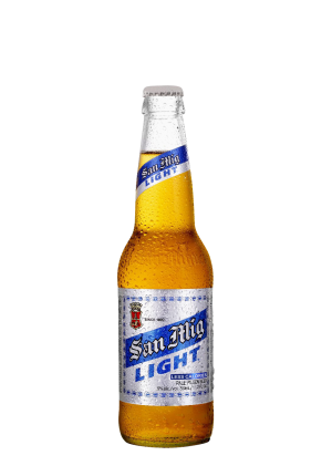 San Miguel Light Btl 33Cl  X 24