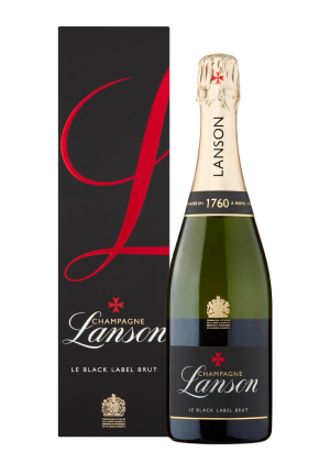 Lanson Black Label Champagne 75Cl