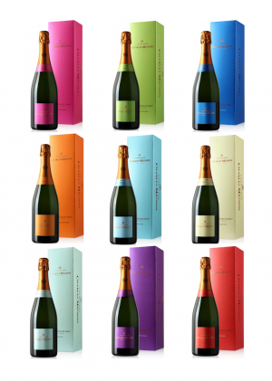 Charles Mignon Colors Collection Edition No. 1 75Cl