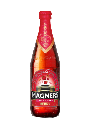 Magners Berry Irish Cider Btl 56.8Cl (12 Bottles)