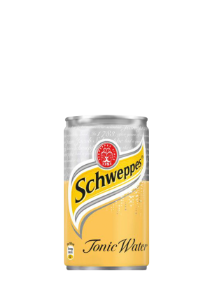 Schweppes Tonic Water (6 Cans)