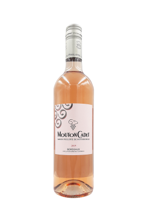 Mouton Cadet Bordeaux Rose 75 Cl