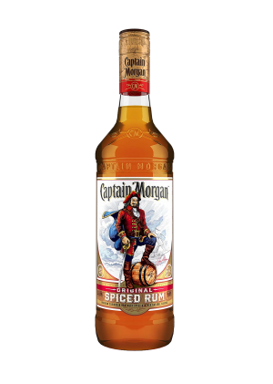 Captain Morgan Spiced Rum 1 Ltr