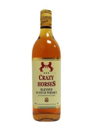 Crazy Horses Scotch Whisky 1 Lt