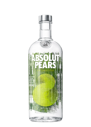 Absolut Pears 1 Ltr