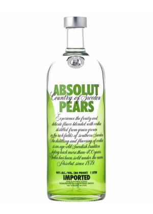 Absolut Pears 75 Cl