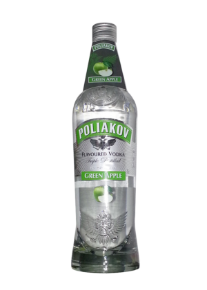 Poliakov Manzana Vodka 70Cl