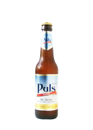 Puls Wheat Beer Btl 33 CL
