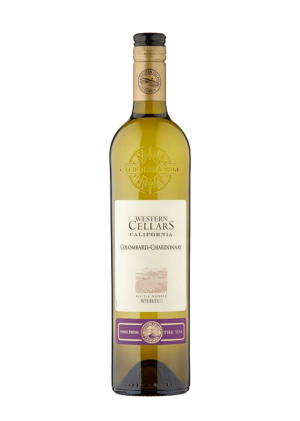 Western Cellars Colombard Chardonnay 75Cl