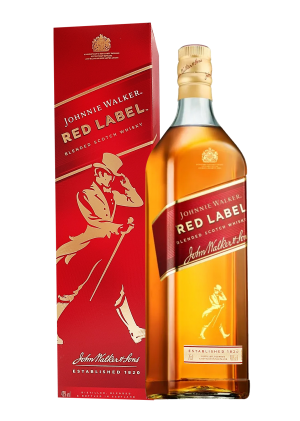 Johnnie Walker Red Label 75 Cl