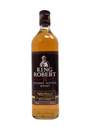 King Robert Whisky 75 Cl