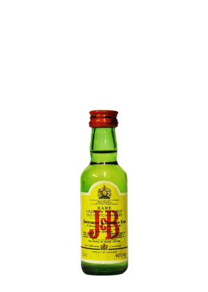J & B Miniature 5 Cl