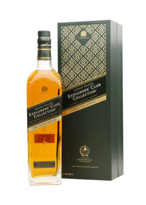 Johnnie Walker Explorers Club Collection The Gold Route 1 Ltr