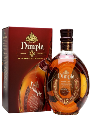 Dimple Blended Scotch 15 Years 1 Ltr