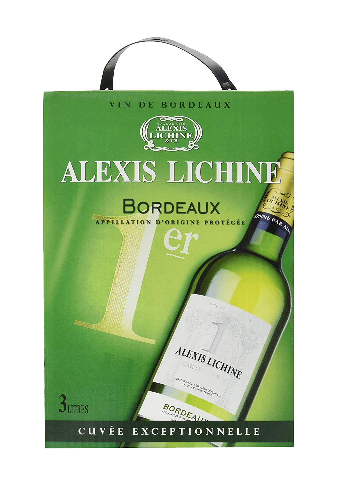 ALIXIS LICHINE AOP BORDEAUX WHITE 3LT