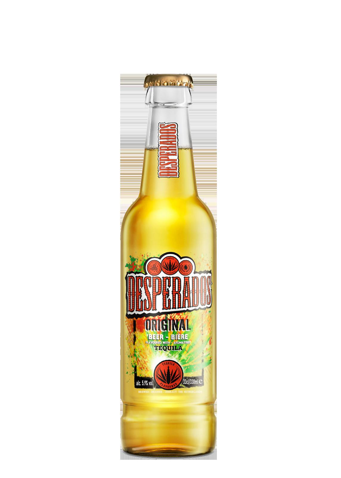 Desperados Bottle Btl 33 Cl Flavoured Beer Centaurus International