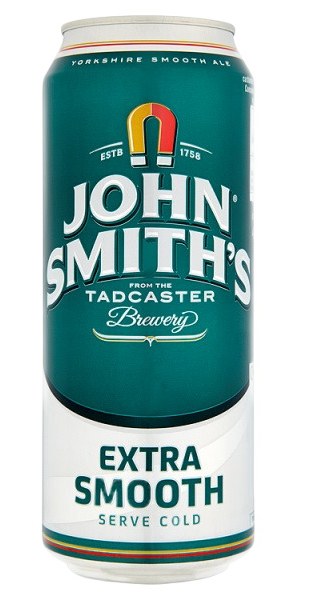 JOHN SMITHS EXTRA SMOOTH CAN 50CL