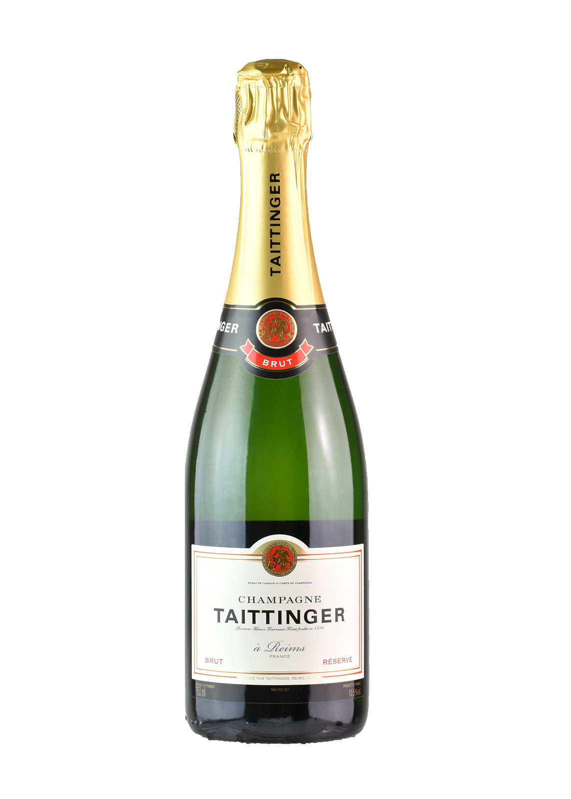 Taittinger Brut RSV 75 cl