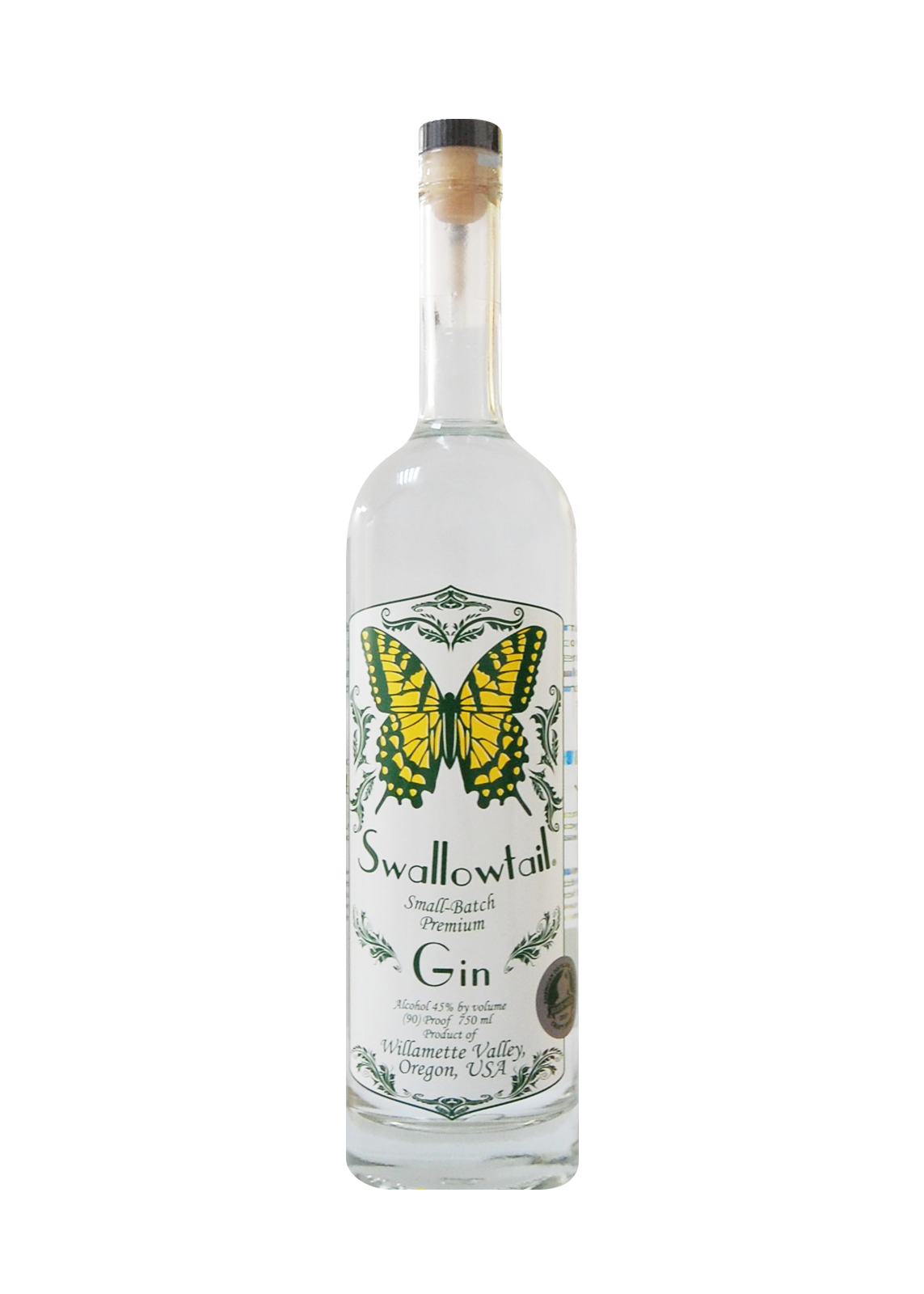 SWALLOWTAIL SMALL BATCH PREMIUM GIN 75CL