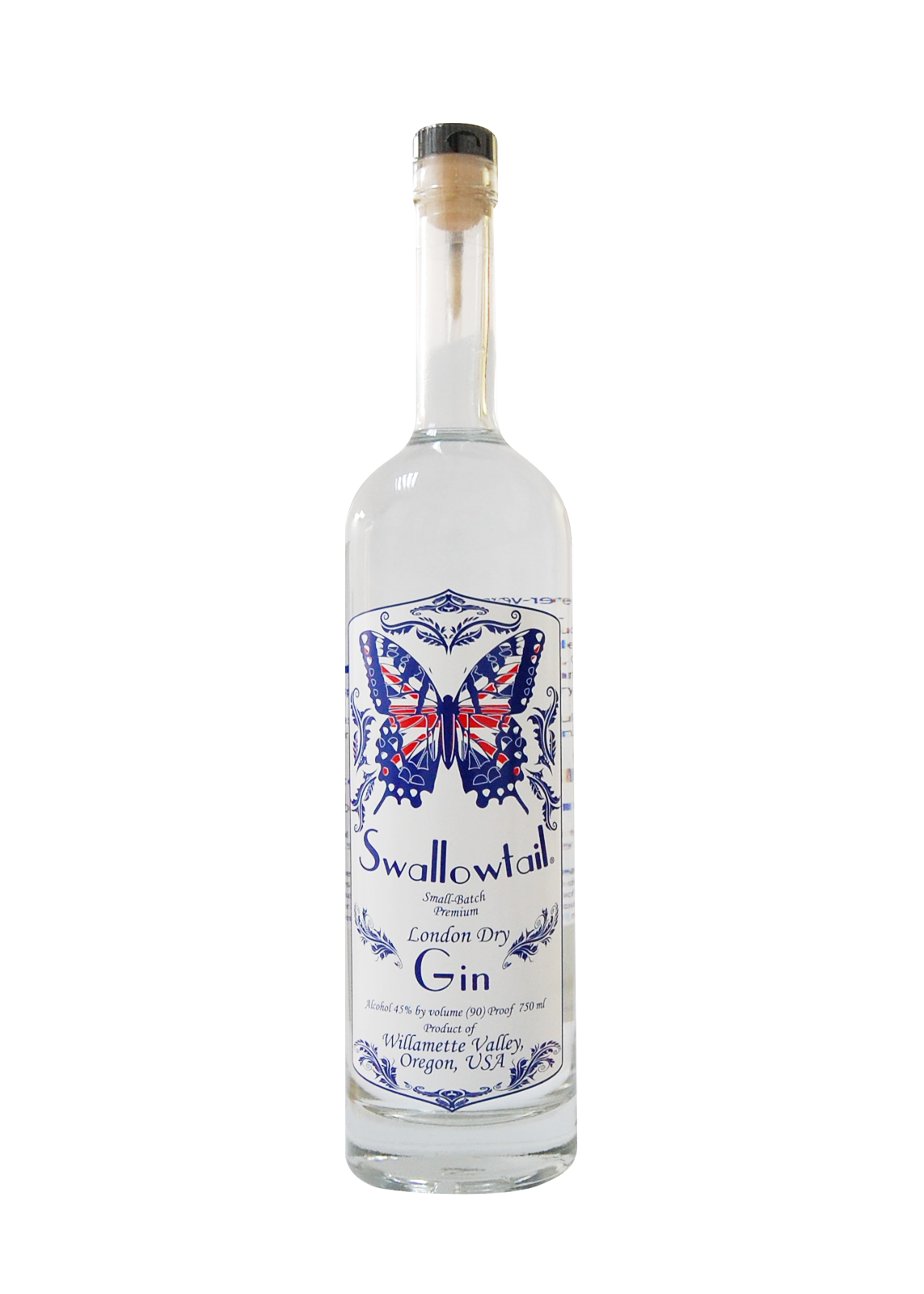 SWALLOWTAIL SMALL BATCH LONDON DRY GIN 75CL
