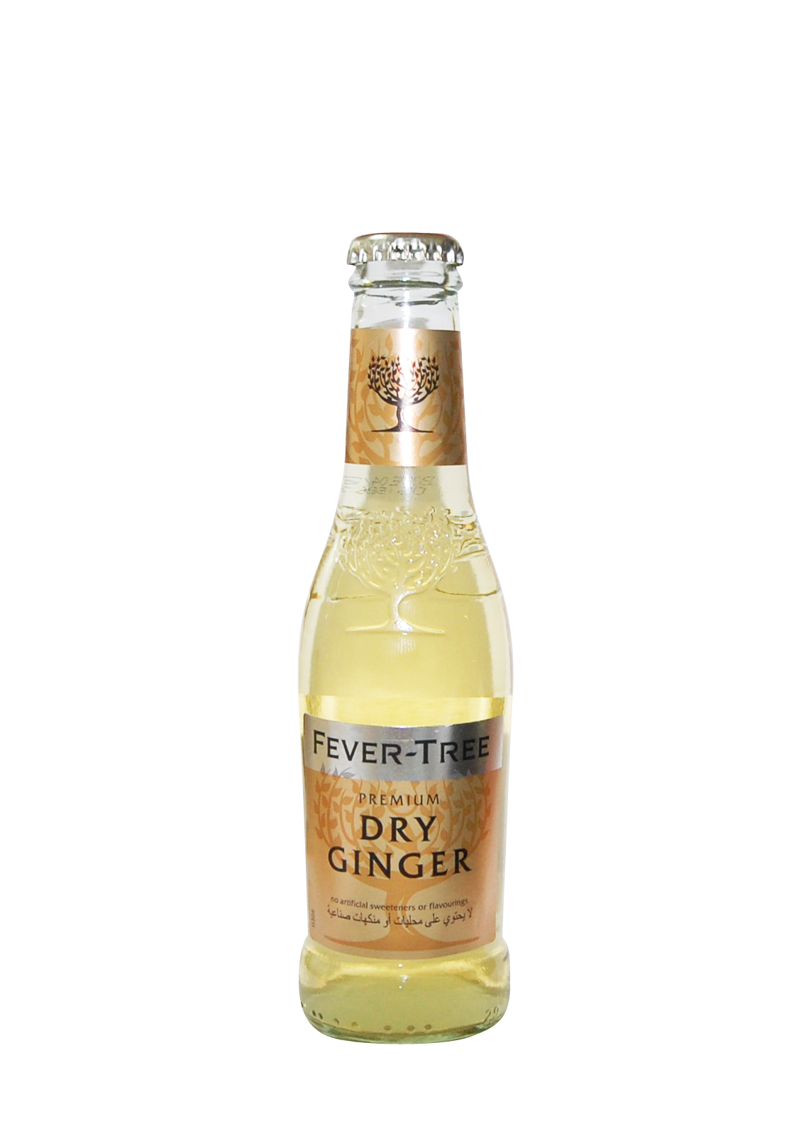 FEVER TREE DRY GINGER 20CL
