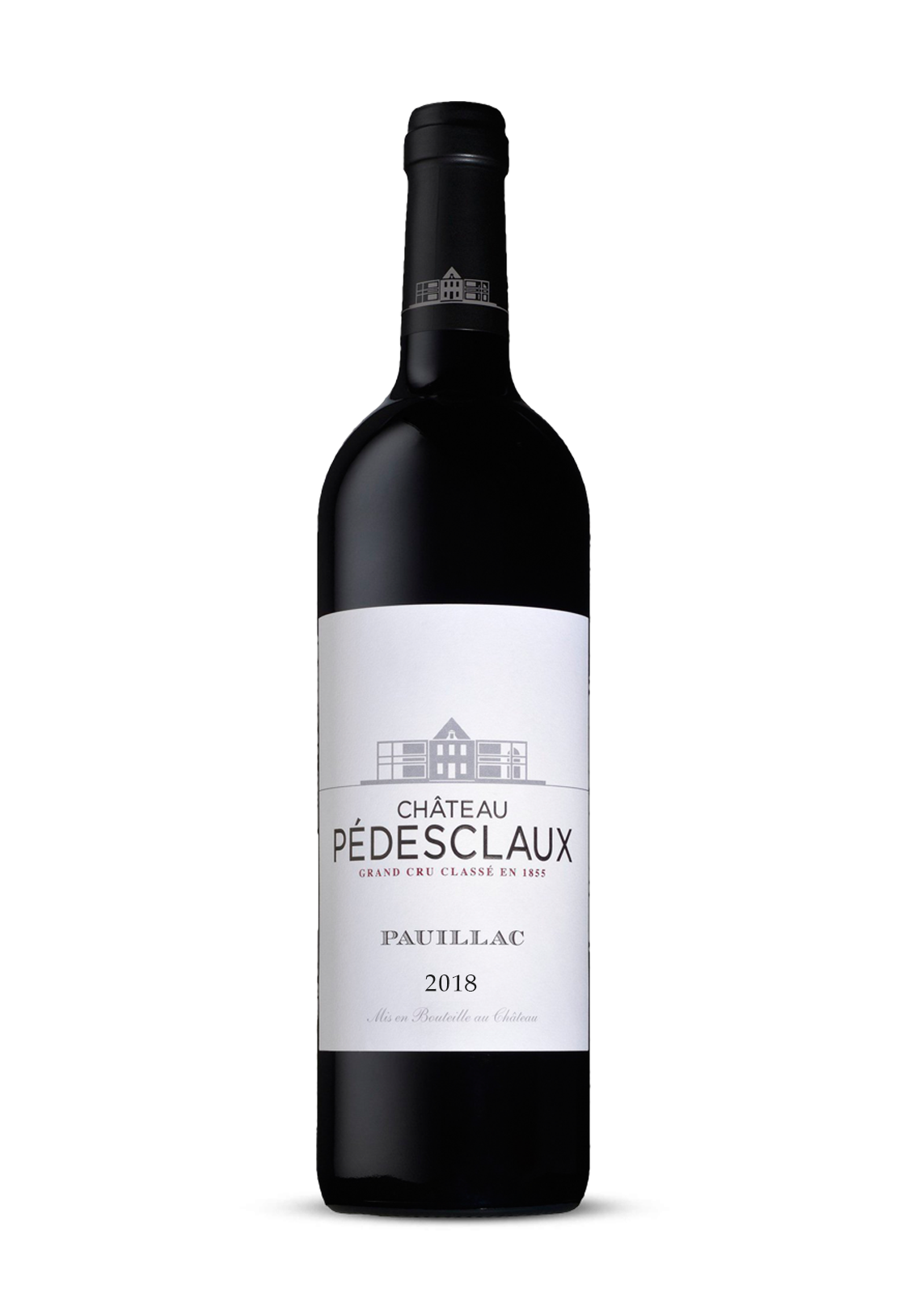 CHATEAU PEDESCLAUX PAUILLAC RED 2015 75CL