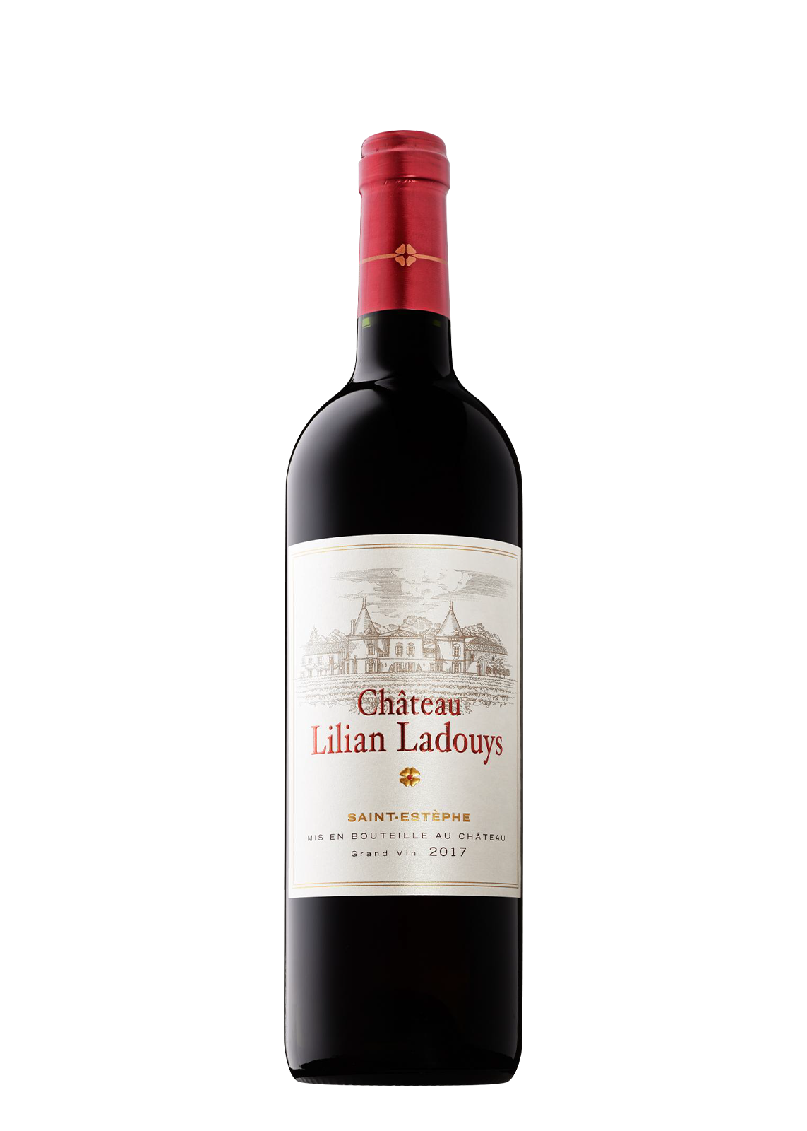 CHATEAU LILIAN LADOUYS SAINT ESTEPHE RED 2015 75CL