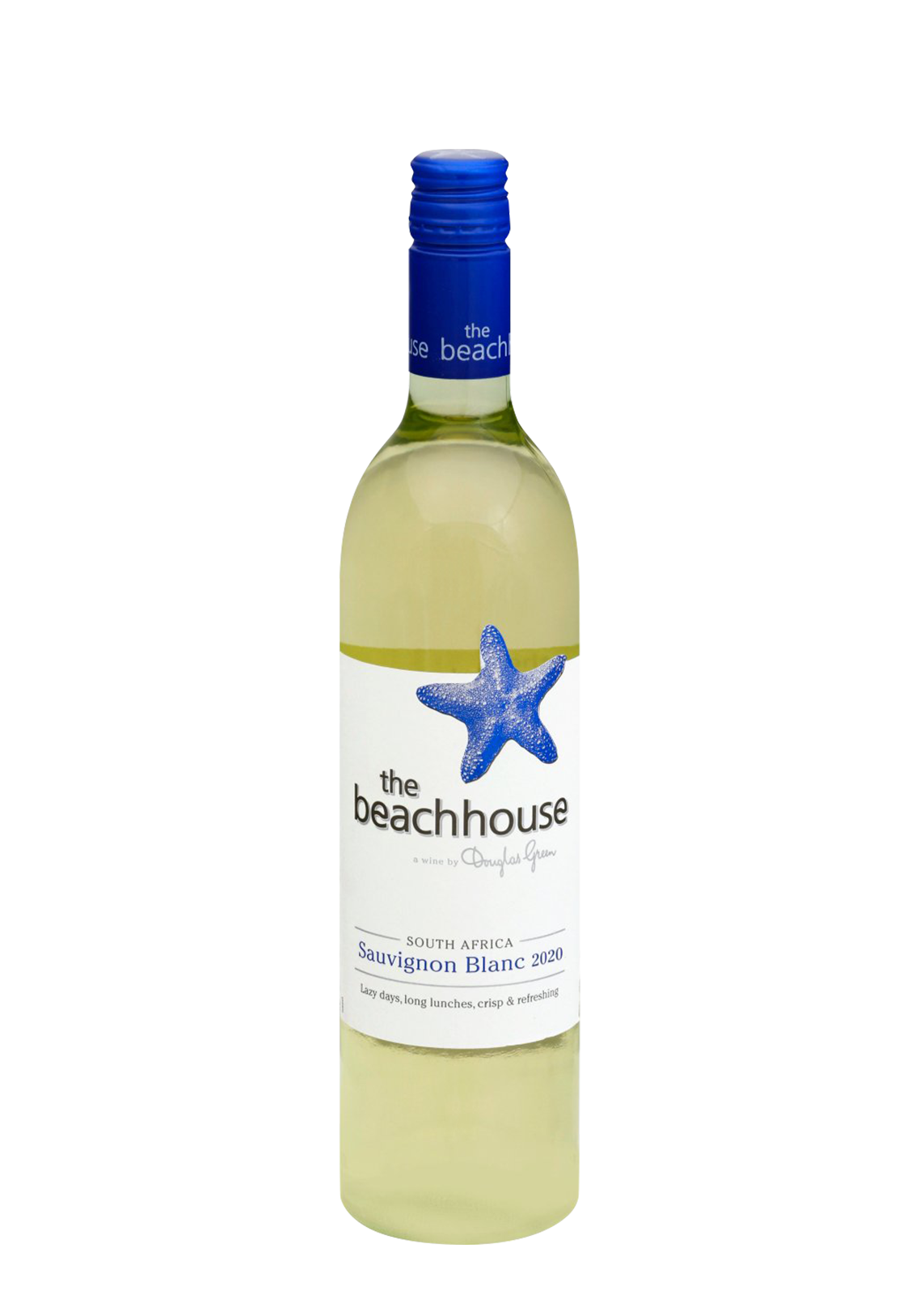THE BEACH HOUSE SAUVIGNON BLANC 75CL 2017 BY DOUGLAS GREEN