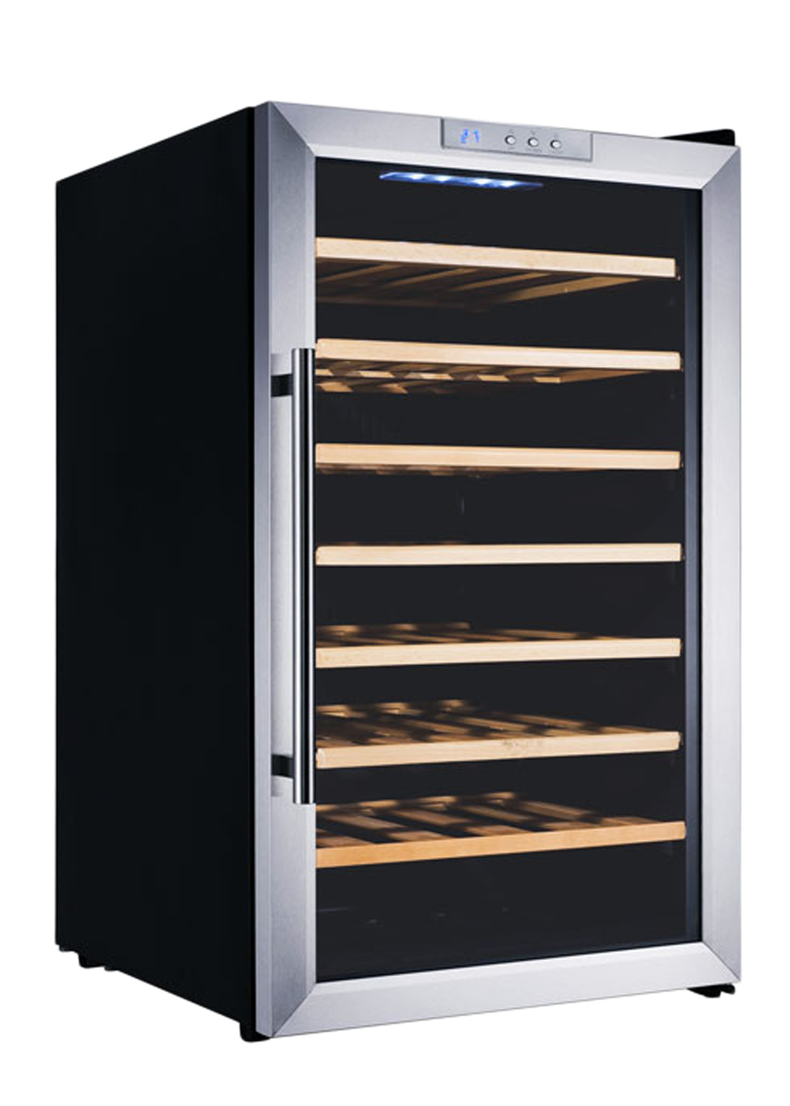 40 Bottles Wine Cooler with 1 Year Guarantee