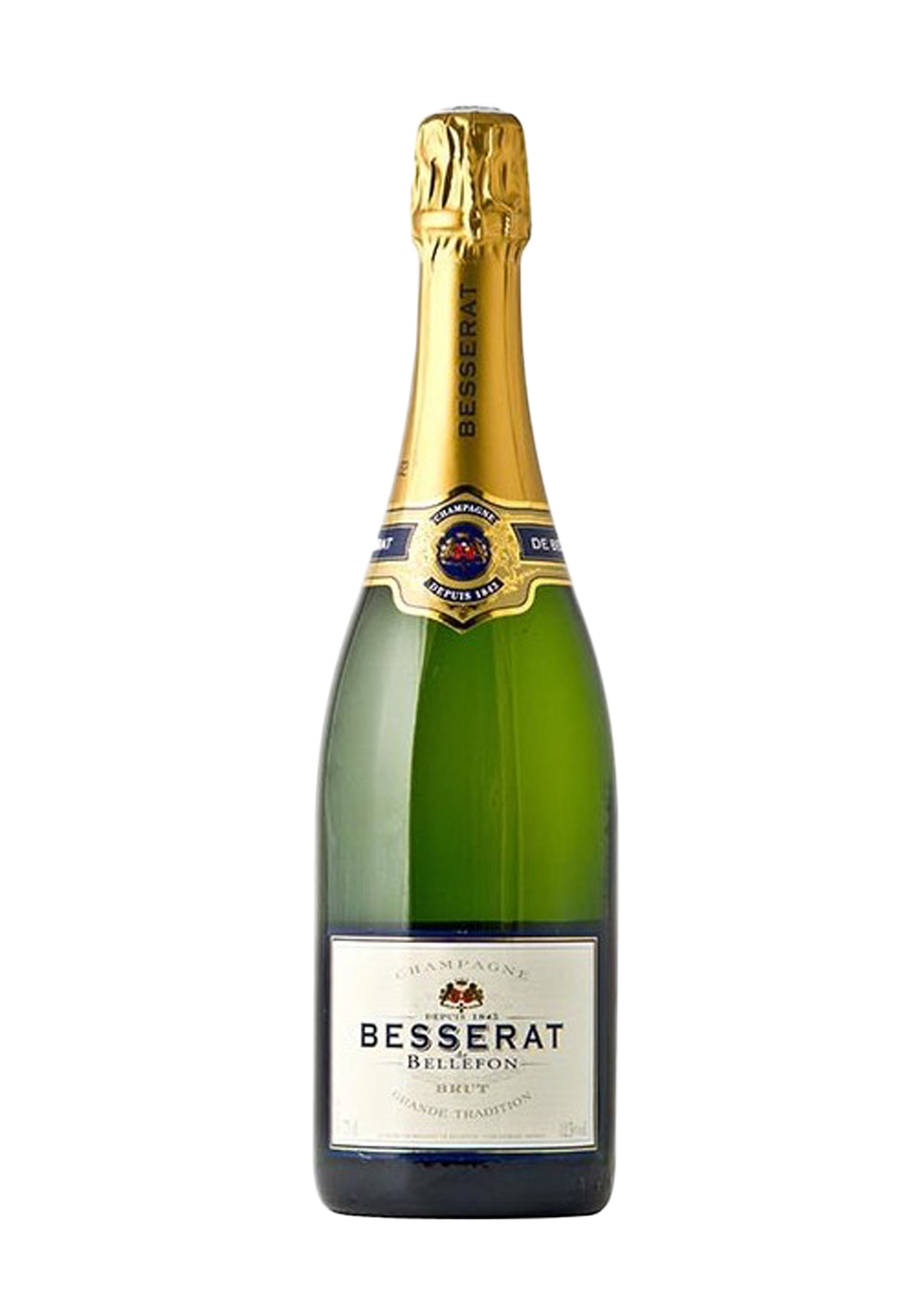 BESSERAT DE BELLEFON BRUT GRANDE TRADITION 75CL